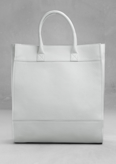 White Tote The Xtyle